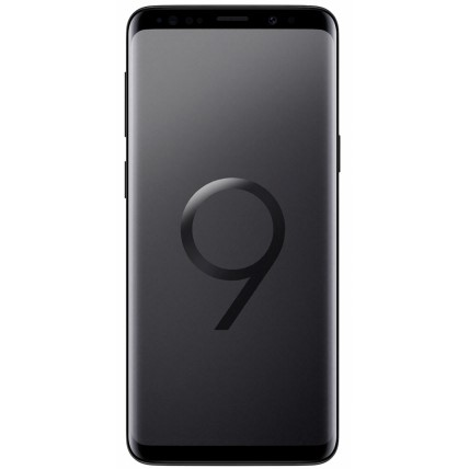 Смартфон Samsung Galaxy S9 G960F-DS 4/64GB black (SM-G960FZKDSEK)